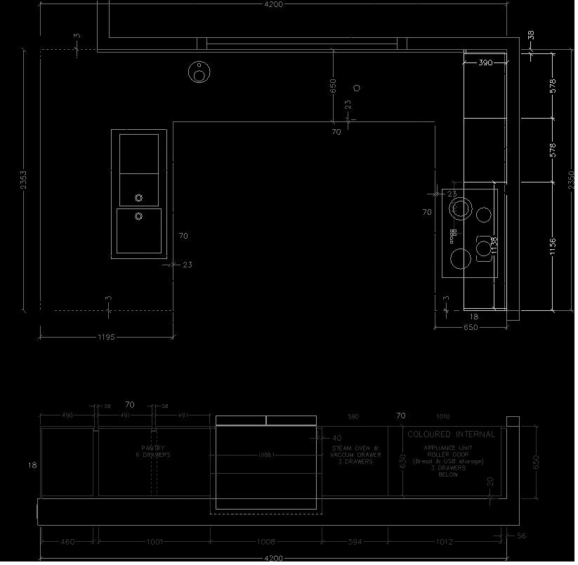Sketch Plan Kam Joinery